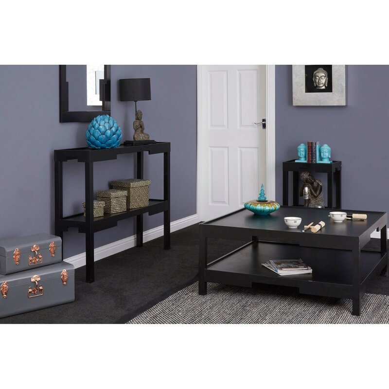 mercer41 beistelltisch wantage mit stauraum. Black Bedroom Furniture Sets. Home Design Ideas