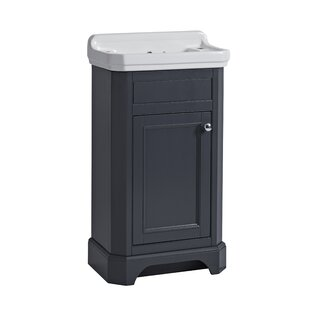 Melany 49cm Free-standing Vanity Unit Base By August Grove