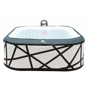 MSPA USA Soho 4 Person Jet Bubble Spa