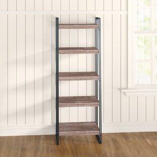 Mcsherry Brackin 5 Tier Ladder Bookcase By Mercury Row