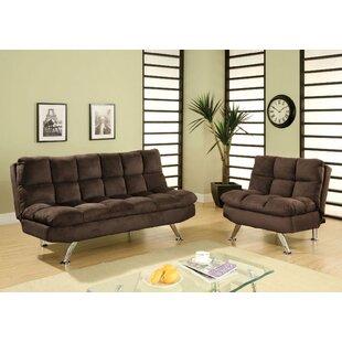 Delavega 2 Piece Living Room Set