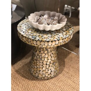 Bedolla Bubble End Table By Bungalow Rose