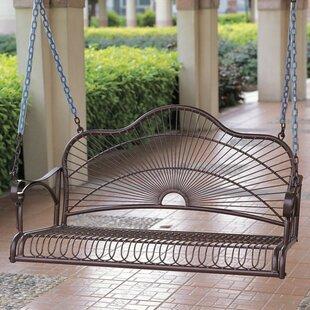 Nocona Porch Swing by Fleur De Lis Living