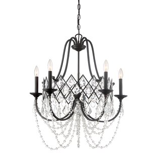 Cavallaro 5-Light Chandelier