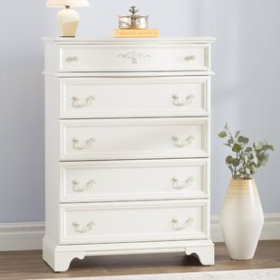 Compare prices Maia 5 Drawer Chest by Viv + Rae Reviews (2019) & Buyer's Guide