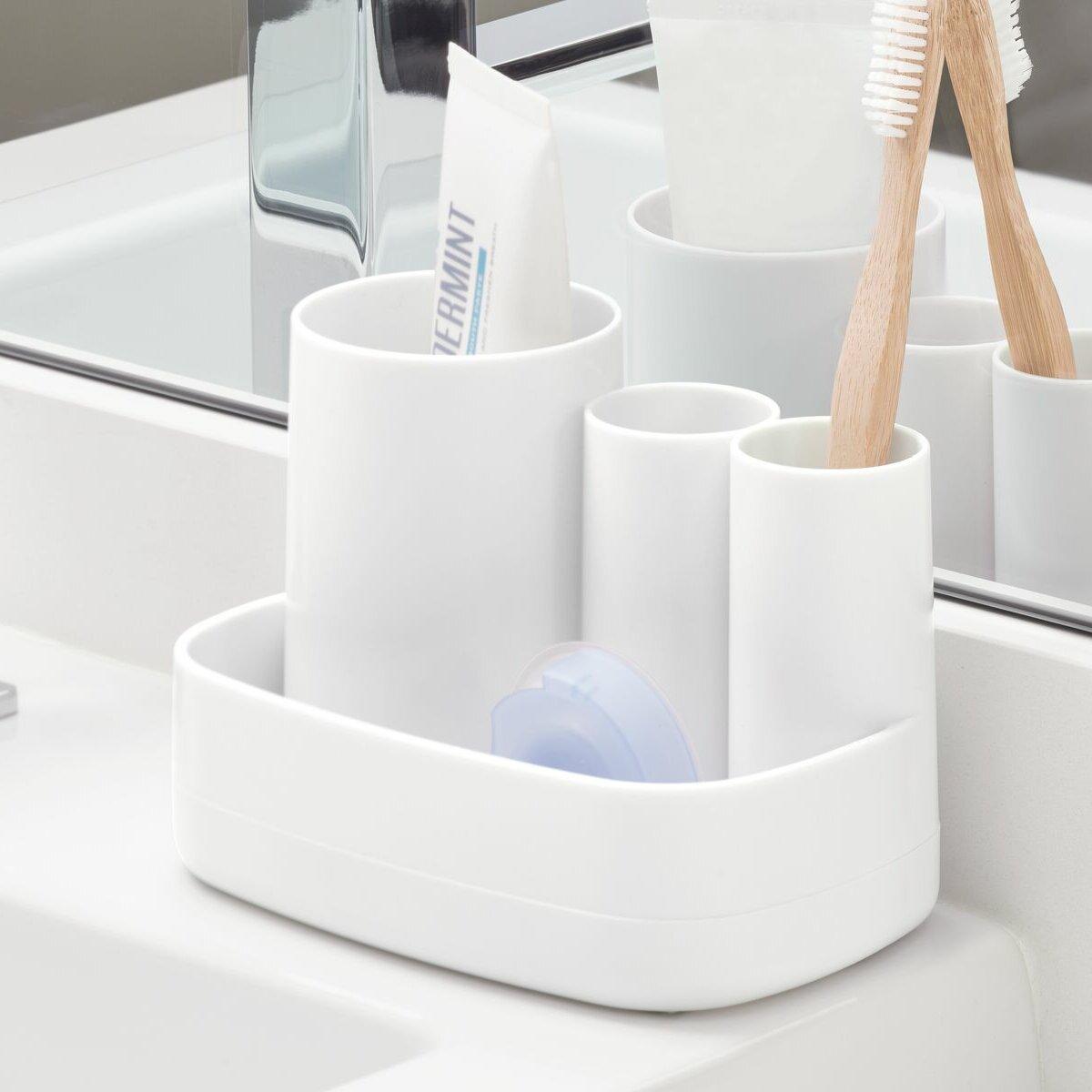 Idesign Cade Toothbrush Holder