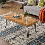 Torin Coffee Table by Union Rustic