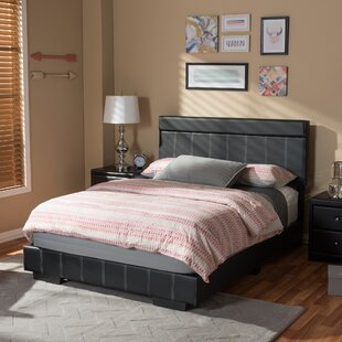 Ebern Designs Spicer Full/Double Upholstered Platform Bed