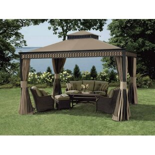 Replacement Canopy for Alum Fabric Gazebo by Sunjoy