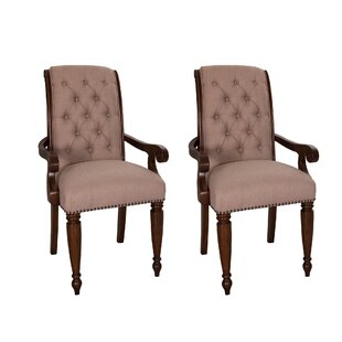 Elwood Arm Chair (Set of 2) by Darby Home..