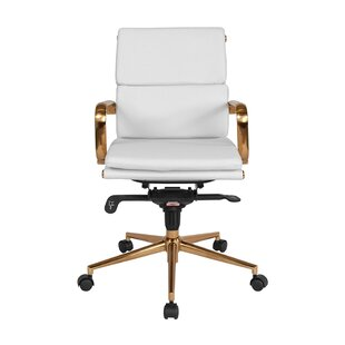 Looking for Clopton Genuine Leather Conference Chair by Ebern Designs Reviews (2019) & Buyer's Guide