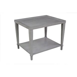 Soho End Table by Montage Home Collection