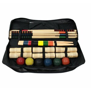 Champions Series Croquet Set