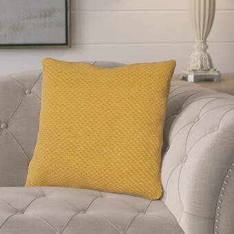 Bloomsbury Market Hochstetler Square Cotton Pillow Cover Insert Wayfair