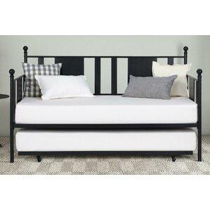Twin Daybed Frames twin daybed frame daybeds, guest beds & folding beds | wayfair
