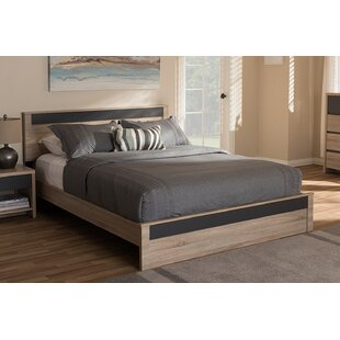 Nord Queen Platform Bed by Latitude Run