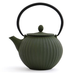 1.4 qt. Cast Iron Teapot