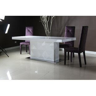 Versus Eva Dining Table by VIG Furniture Amazing