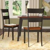 Nagle Solid Wood Dining Chair (Set of 2) by Andover Mills™