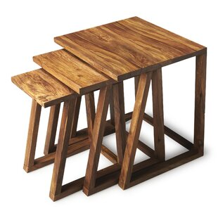 Find Bret 3 Piece Nesting Tables By Mistana
