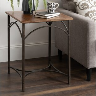 Mcchristian End Table By Charlton Home
