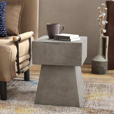 Cezanne End Table by Trent Austin Design 2020 Coupon