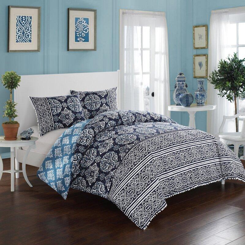 Mistana Timothy Comforter Set
