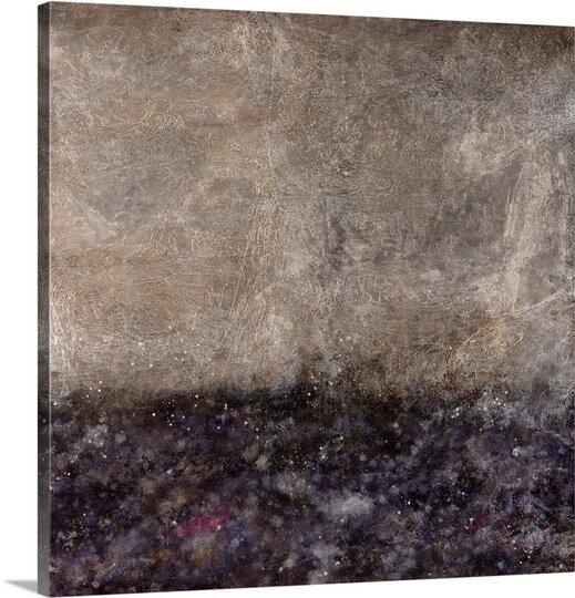 Impression De Peinture 'champ Magnétique' Clayton Rabo