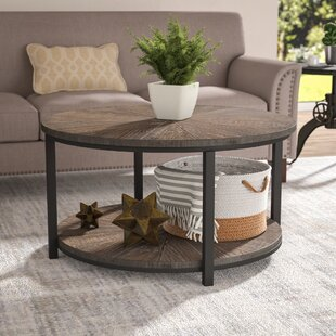 Coupon Dalton Gardens Coffee Table ByLaurel Foundry Modern Farmhouse