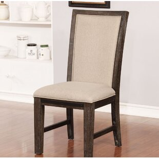 Leonardo Dining Chair (Set Of 2) by Gracie Oaks Reviews