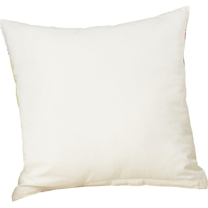Latitude Run Swilley Cotton Throw Pillow