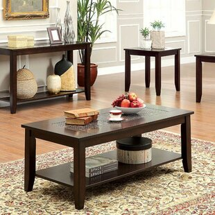 Ellamae Coffee Table with Storage Latitude Run