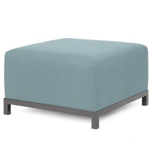 Woodsen Box Cushion Ottoman Slipcover By Latitude Run