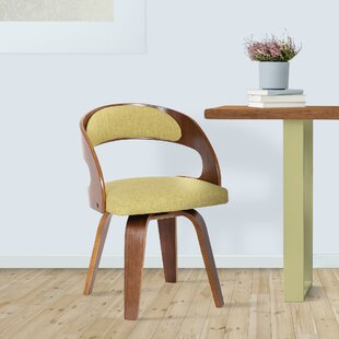 Madsen Upholstered Dining Chair Wrought Studio