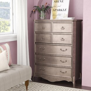 Looking for Gisella 5 Drawer Chest by Willa Arlo Interiors