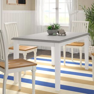 Lehigh Acres Dining Table by Beachcrest Home Find