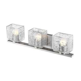 Orren Ellis Foreman 3-Light LED Vanity Light