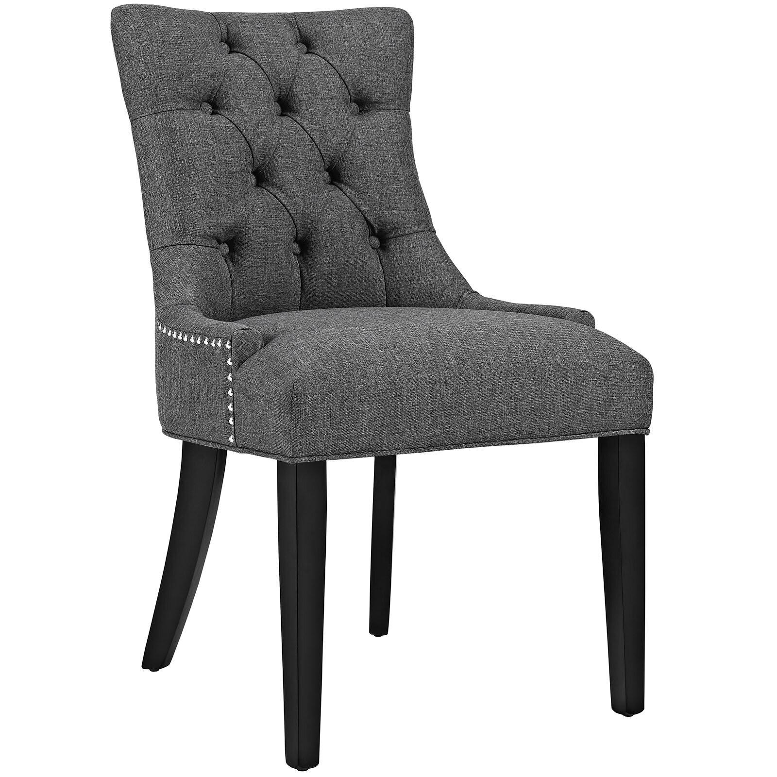 Red Barrel Studio Apoloniusz Tufted Side Chair Reviews Wayfair