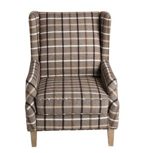 Look for Wingback Chair by Scott Living