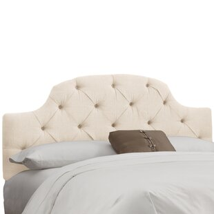 Fitchburg Upholstered Panel Headboard by Alcott Hill