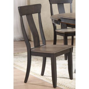 Solid Wood Dining Chair (Set of 2) Iconic Furniture