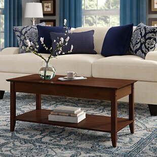 Haines Flip Top Coffee Table by Andover Mills