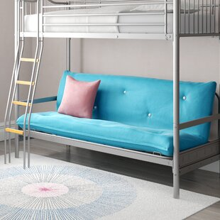 Halkyn 15cm Cotton Futon Mattress By Symple Stuff
