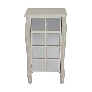 1 Drawer 1 Door Bombay Accent Cabinet by Heather Ann Creations