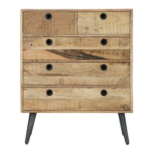 Shanks 5 Drawer Chest By Bloomsbury Market