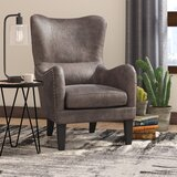 Rockport Wingback Chair byTrent Austin Design