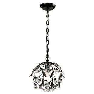 Ophelia & Co. Midway 1-Light Globe Pendant