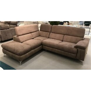 Thibodaux Reversible Corner Sofa Bed By 17 Stories