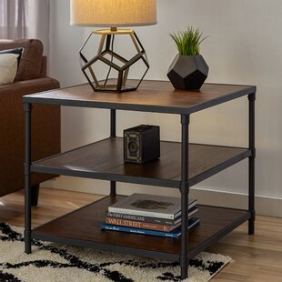 Great choice Hera End Table By Mercury Row