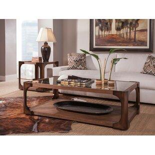 Artistica Home Tuco 2 Piece Coffee Table Set